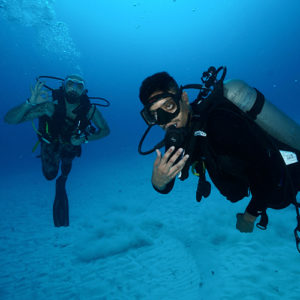 Mayan Expert Dive Package